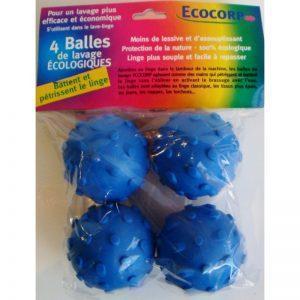 Balles-battoirs de lavage