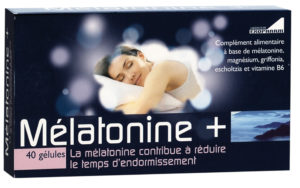 MELATONINE +
