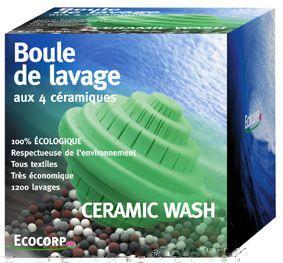 Boule de lavage Céramique Wash
