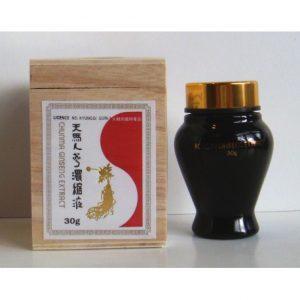 Ginseng Panax extrait Pur Concentré