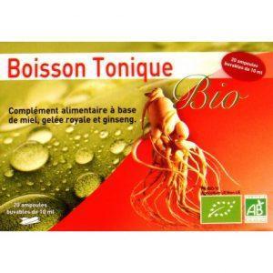 Ginseng gelée Royale Biologique*