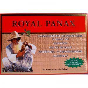 ROYAL PANAX Ampoules