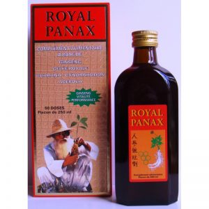 ROYAL PANAX Ginseng flacon